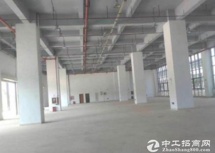 布吉李朗整栋标准物流仓库16500平方米出租 大可分租。