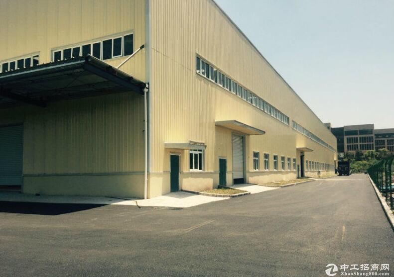 鱼复园区5万钢结构仓库厂房出租 可分