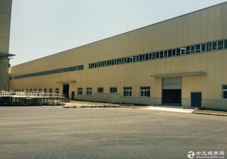 鱼复园区5万钢结构仓库厂房出租 可分-图2