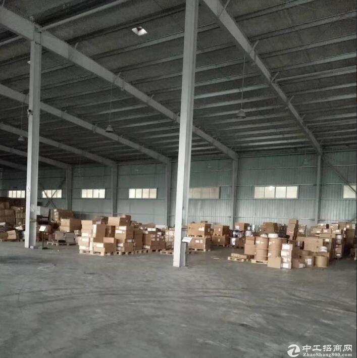 汽博附近12米高库房出租1500平米