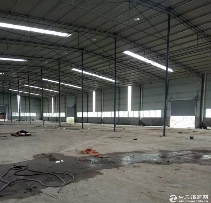 钢结构一楼库房出租980平米