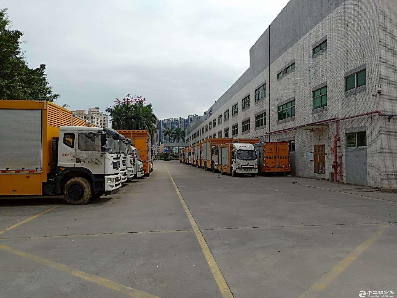 龙华大浪工业区大量200到1500平方厂房仓库出租200分租