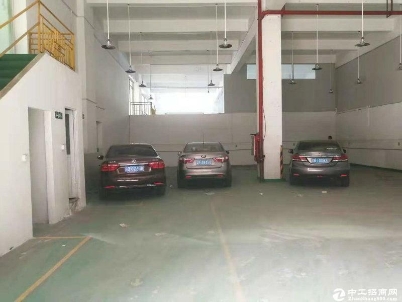 横岗六约红棉路标准一楼厂房仓库800平方出租