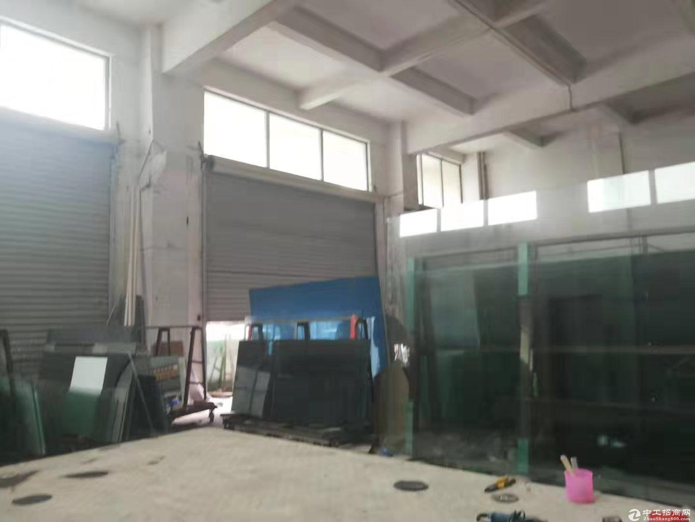 西丽地铁站旁一楼标准厂房300平层高6米