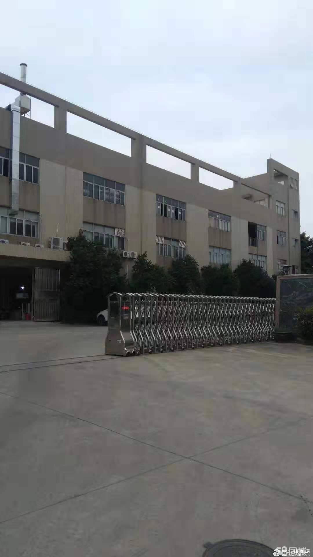 平湖独门独院厂房13333平厂房出售-图2