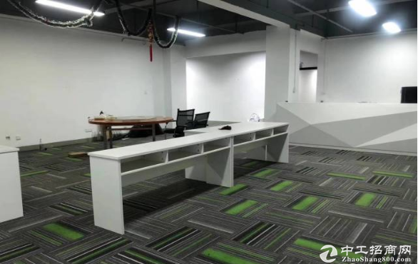 龙华油松天汇大厦附近新出2600平精装办公室厂房出租