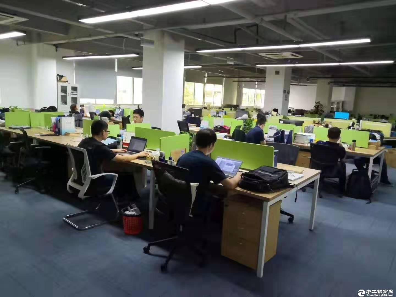 南山区西丽塘朗集悦城2000平米精装修, 办公厂房招租