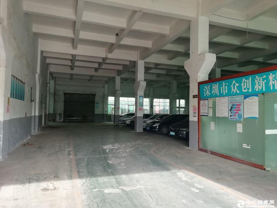 [特价]新出一楼物流仓库2500平方,空地超大