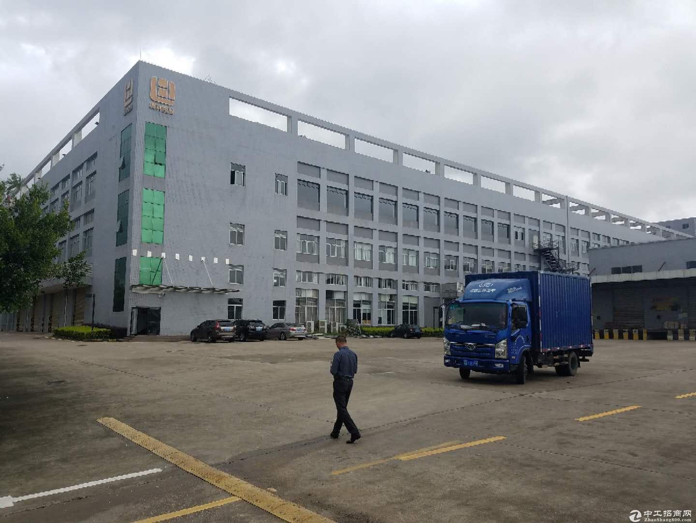 深圳周边,松湖红本厂房出售,靠近东部快速干线