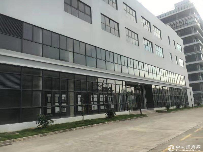 龙胜地铁口附近750平原房东独门独院厂房招租,大小可以分租。