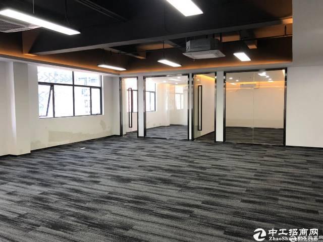 西丽大学城地铁口新出300平精装招租-图2