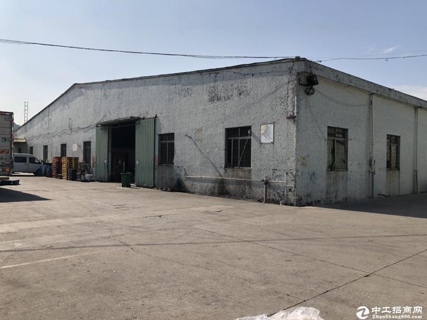 [特价]南山西丽大磡原房东7000平米钢构出租