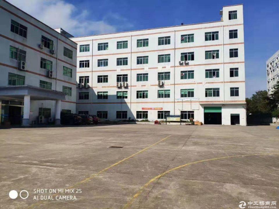 深圳最有价值的红本独院厂房出售,