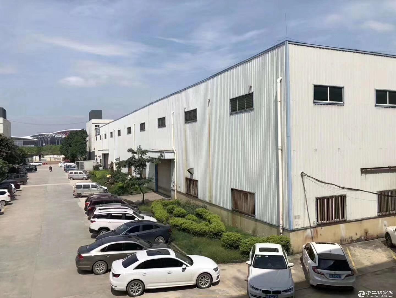 1500一平!43年!坪山周边惠州1500平厂房出售