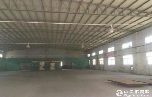 坪山碧岭工业区仓库独院钢构厂房出租5000平空地大