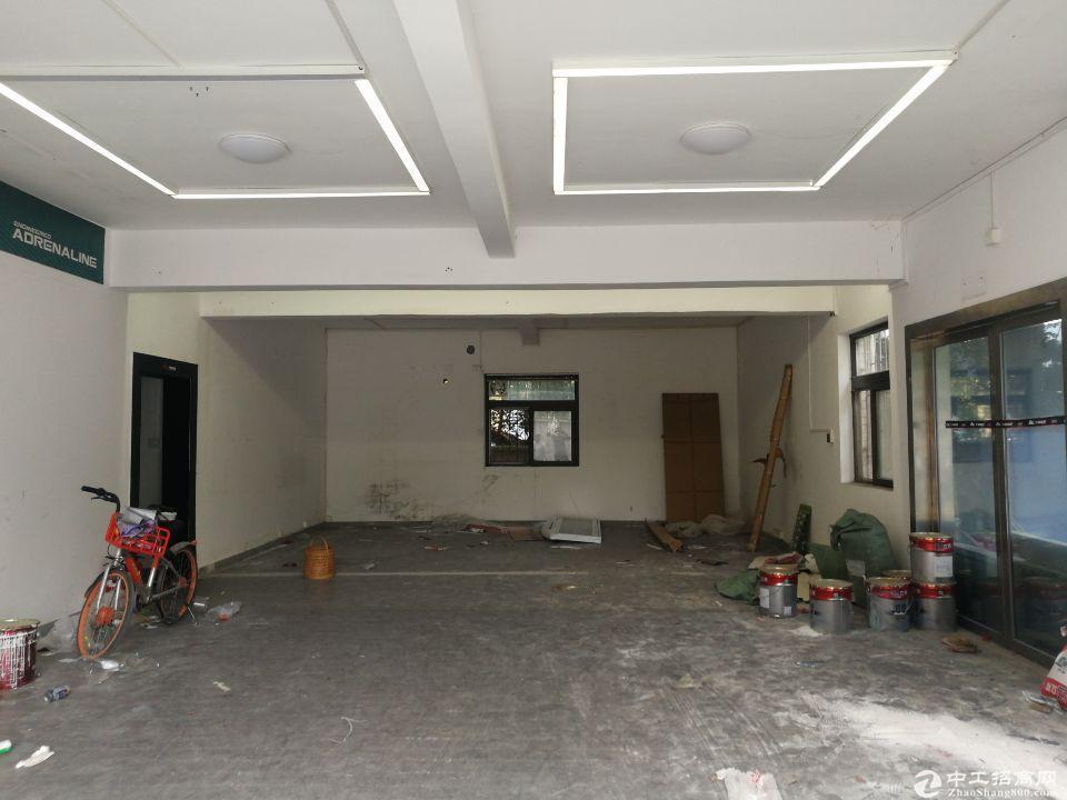 坂田杨美一楼250平方精装修厂房办公仓库出租!