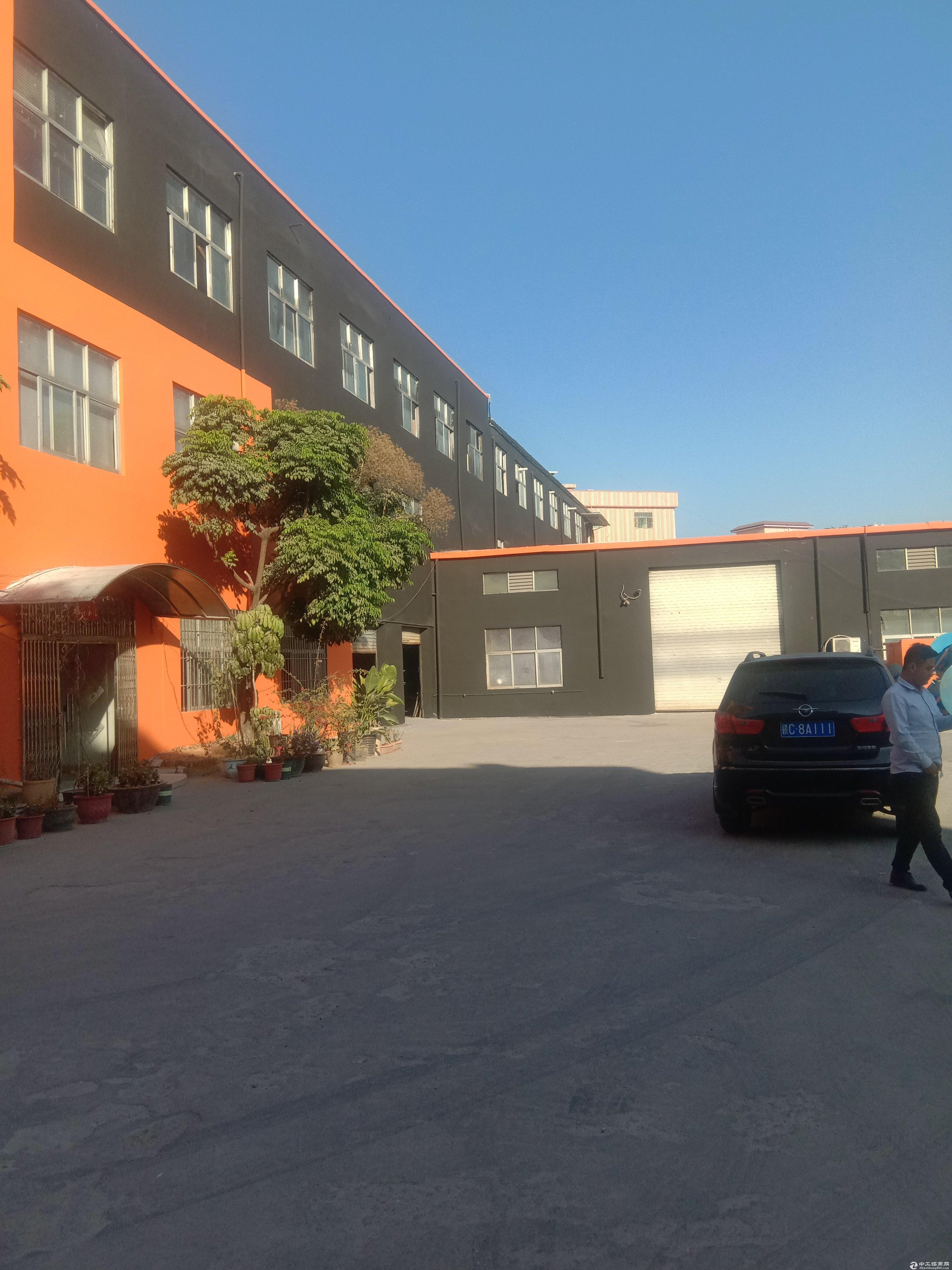大岭山镇一层独门独院厂房6800平方米出租-图3