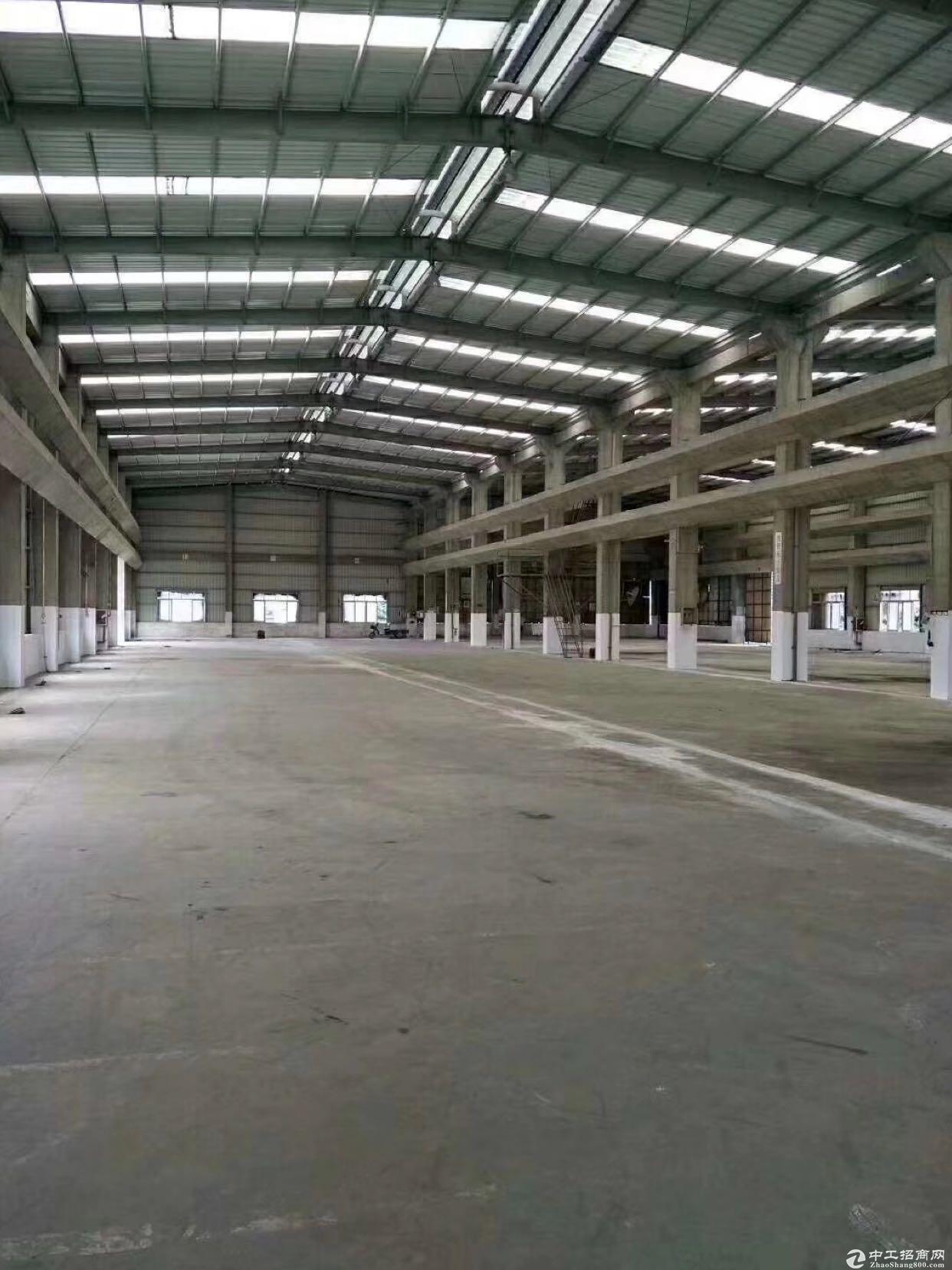 佛山市南海区罗村单一层厂房仓库10000平方