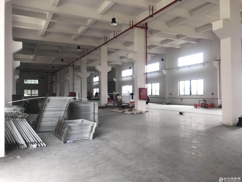 380方起出售 没有行业限制 环保过关 可按揭 全新厂房出售