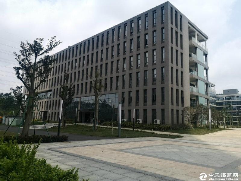 坂田金源工业区二三楼1500平仓库厂房出租交通方便
