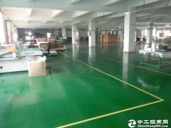 光明甲子塘工业区大量100到1500仓库厂房出租可办环评招租
