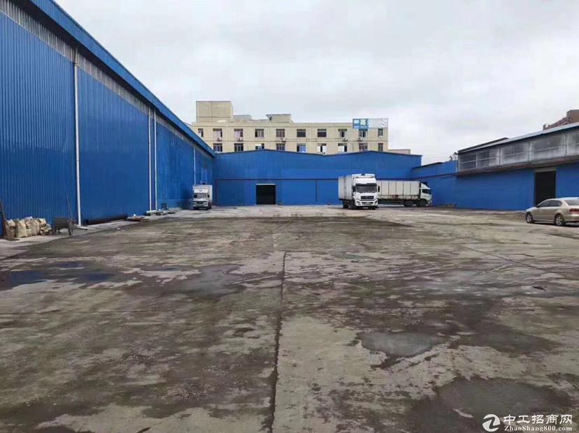西丽原房东5000平米独院按实际面积出租大小可分