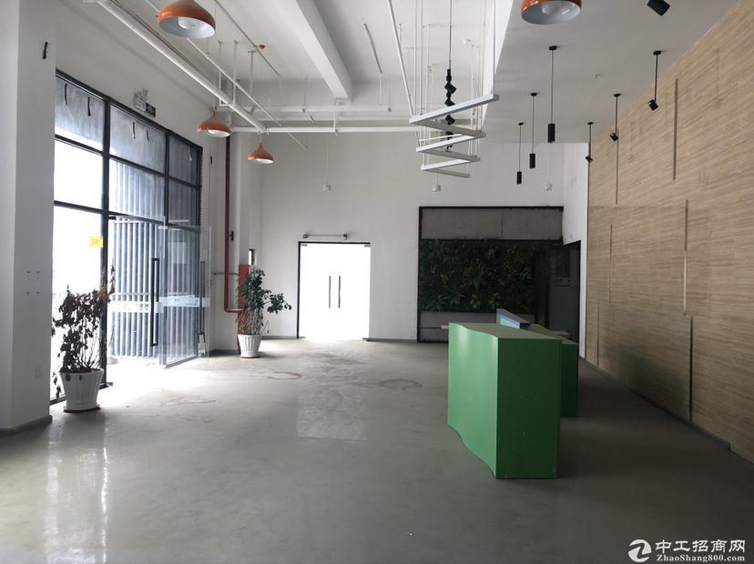 西丽沙河西路边精装修920平米厂房可做电商办公带-图3