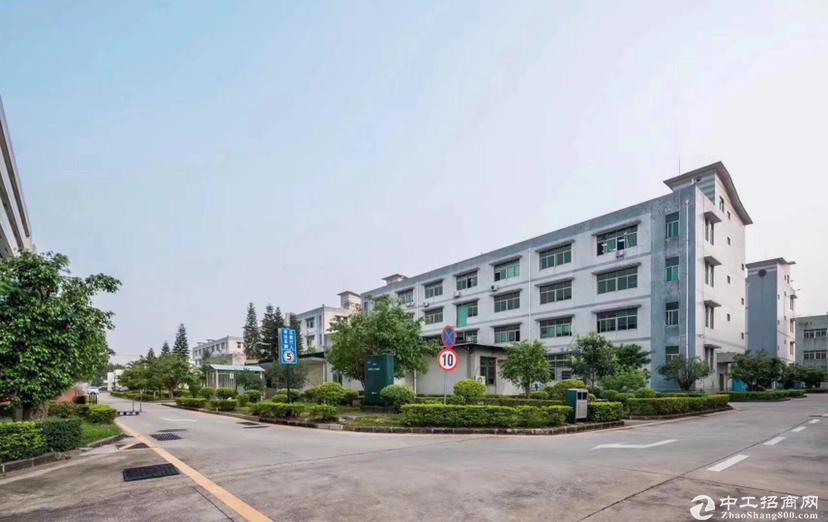 石岩新出独门独院原房东红本厂房出售13500平还有40年产权