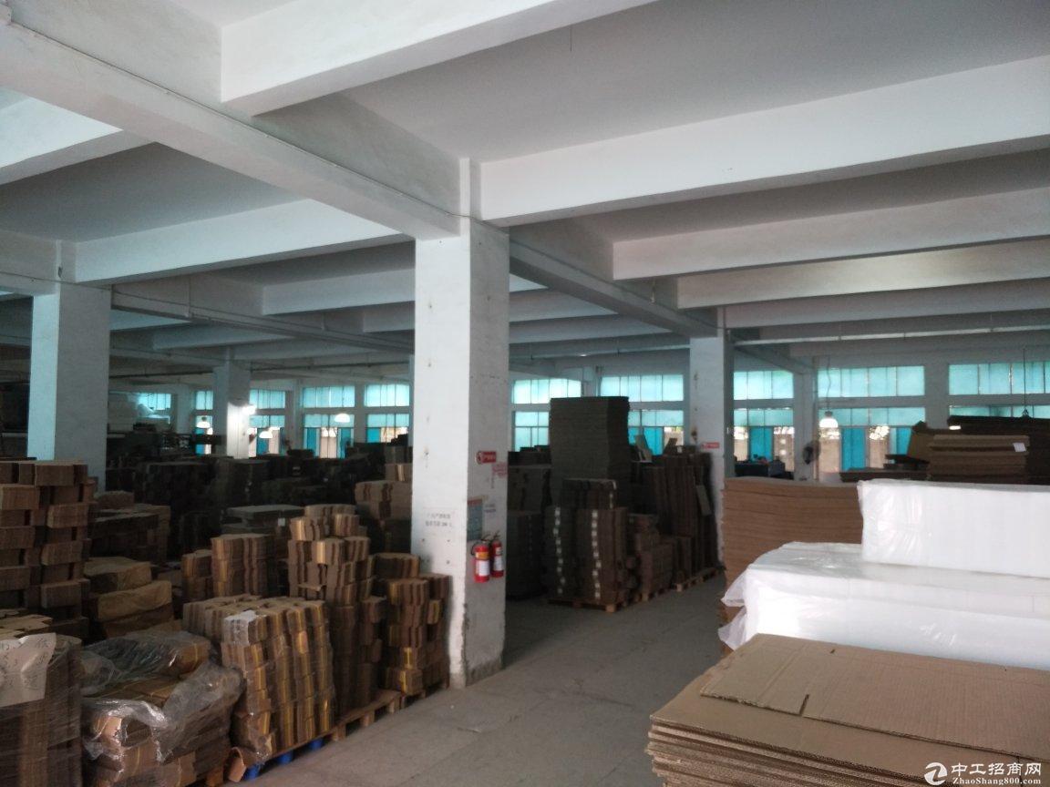 西丽南岗工业园区花园式1200整层出租