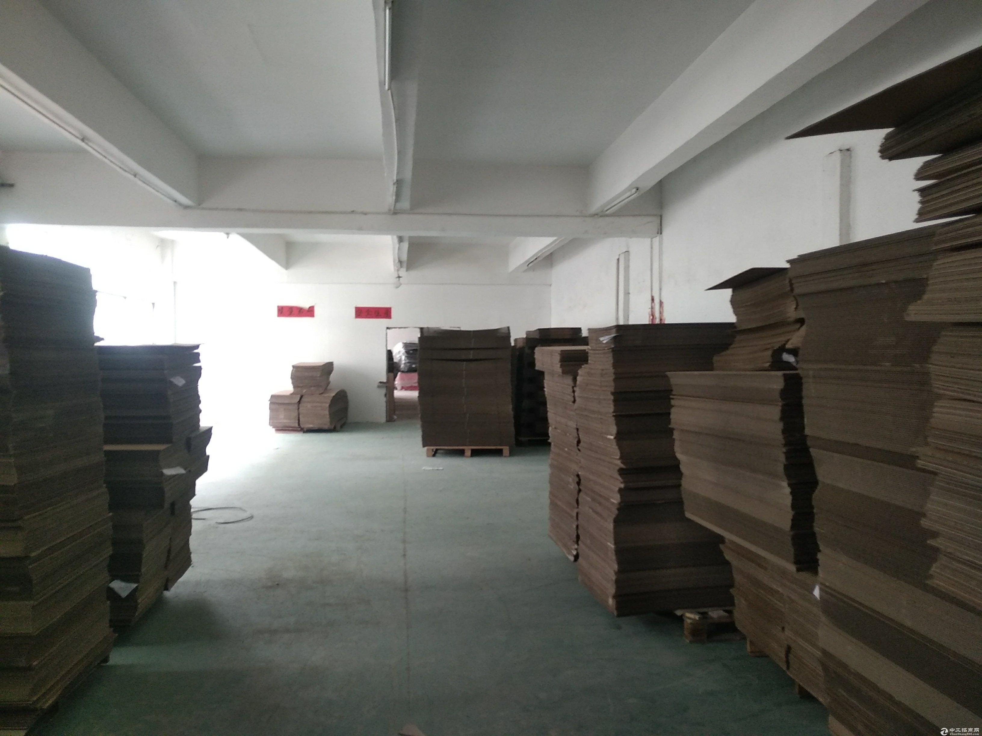 石岩石龙仔仓库厂房450平米出租