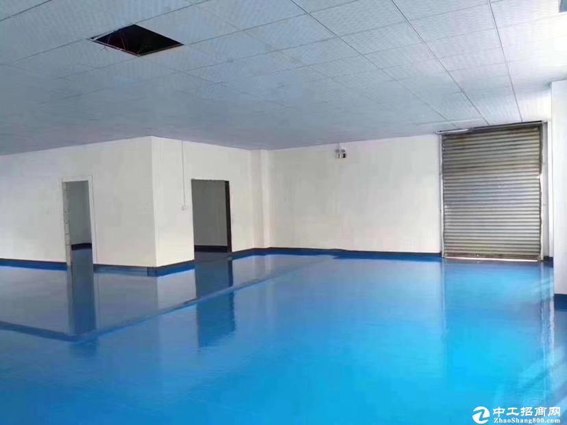 西丽阳光工业区原房东600平米厂房招租