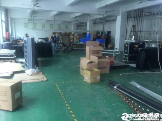 西丽阳光工业区原房东1800平精装修厂房招租