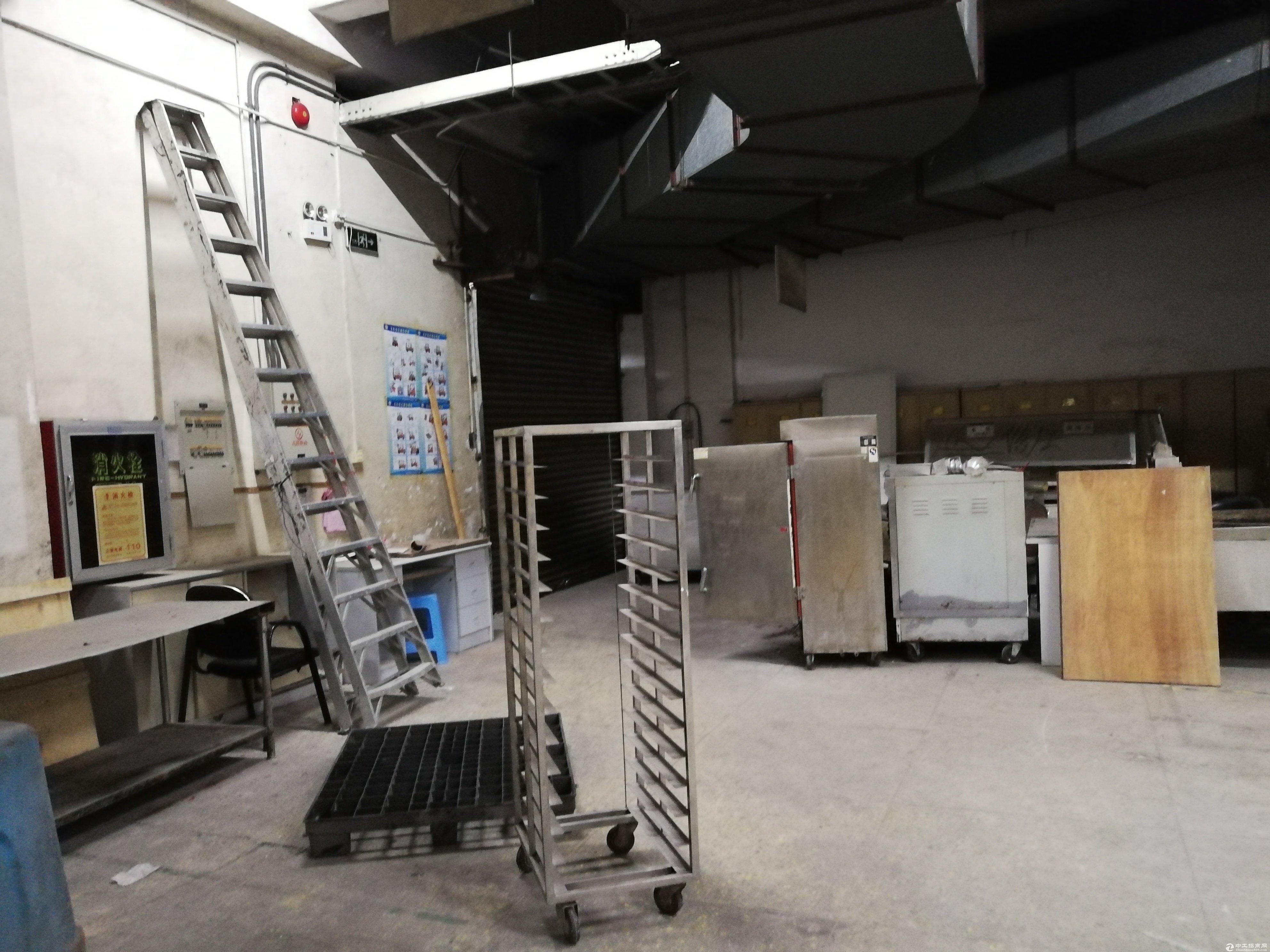 科技园一楼1100平仓库厂房招租使用率高