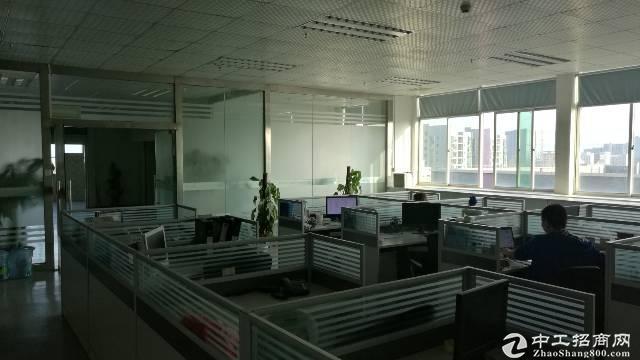 高速口高新科技园楼上带装修厂房1400平米招租