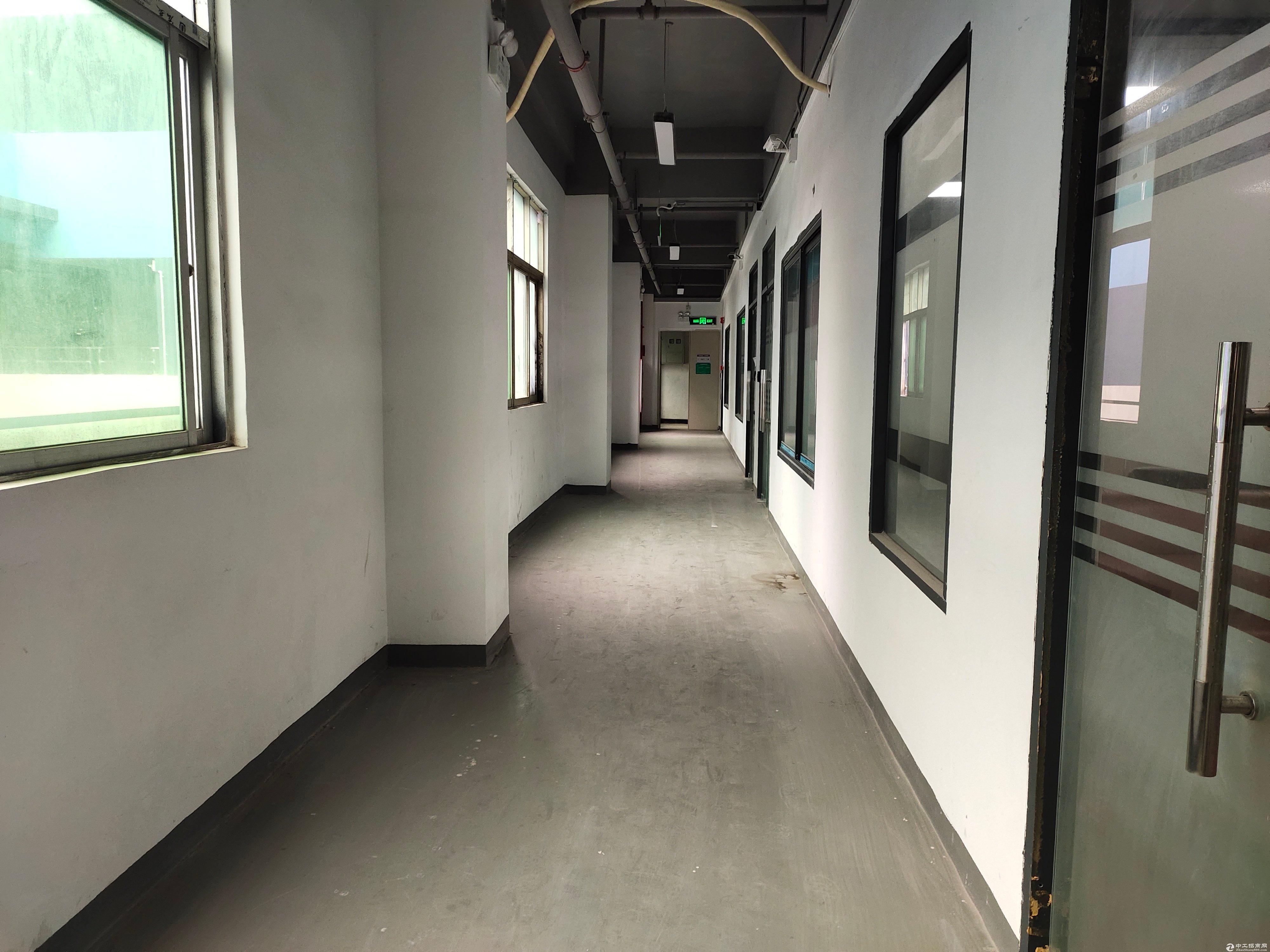 西丽390平办公仓库厂房出租租金便宜