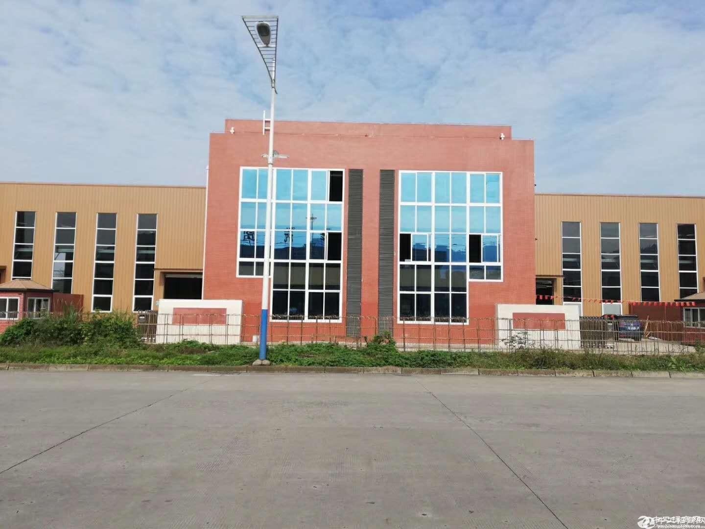 单层钢结构50年产权独门独院厂房出售