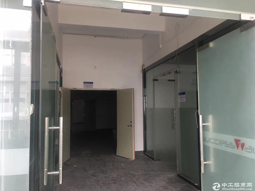 洪浪北园区厂房630平带隔间适合办公+仓库