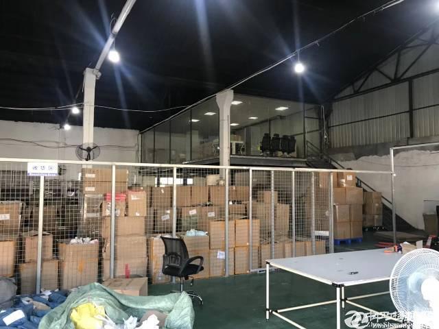 南山物流仓库厂房2000平方招租急租