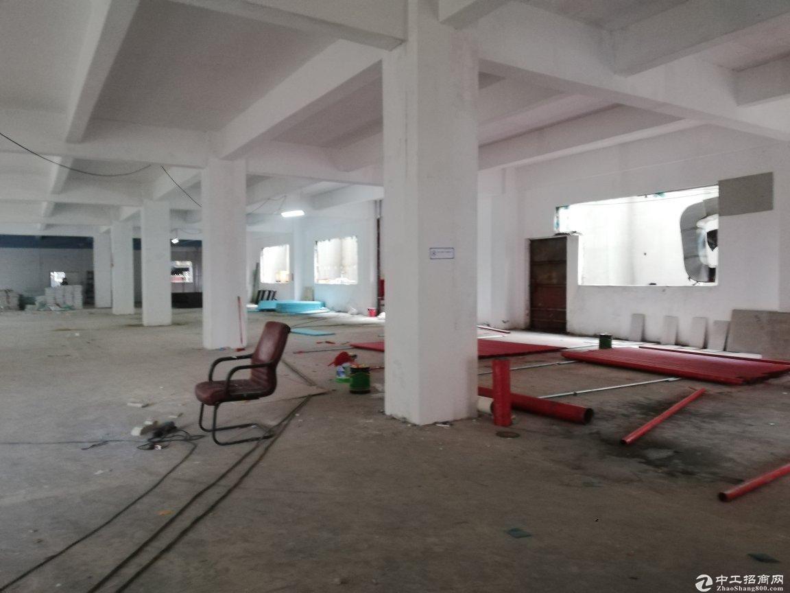 深圳南山西丽珠光地铁口附近一楼1000平