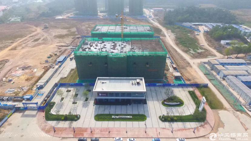 全新红本厂房1700平起售50年产权可办公生产首付三成
