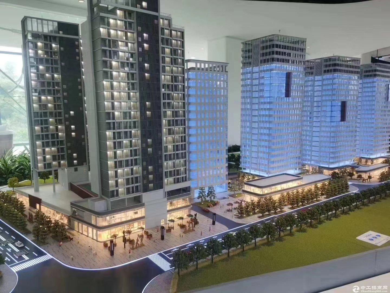 宝安中心地段全新厂房1200平起售