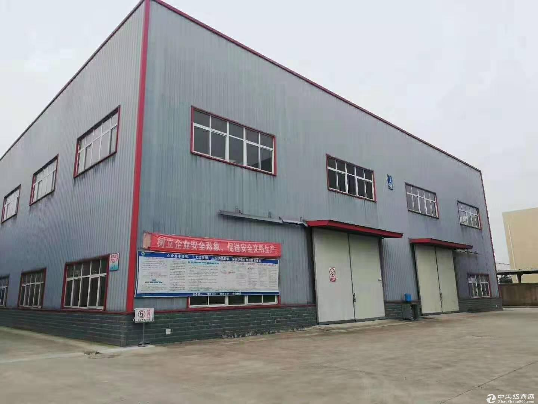 园区单层标准厂房出售层高12米