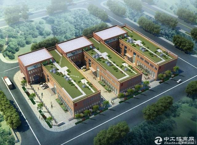 石岩全新红本厂房500-2000平米出售,独立产权50年