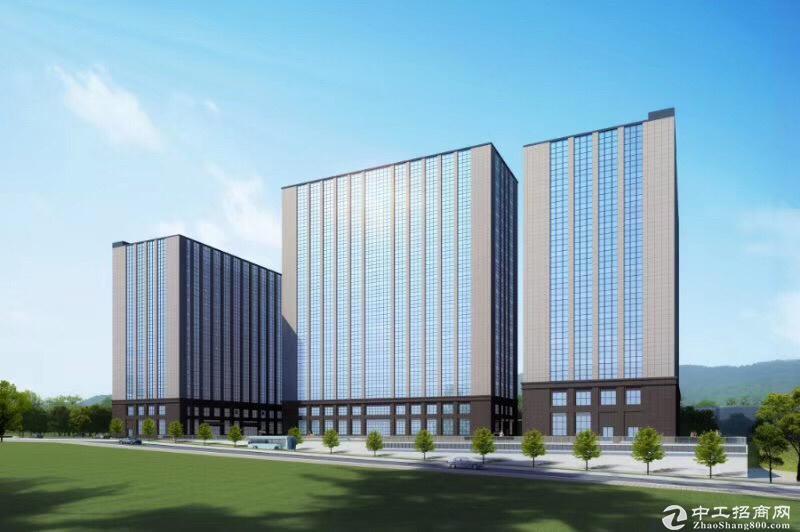 深圳市石岩厂房独立红本厂房1000平小面积出售