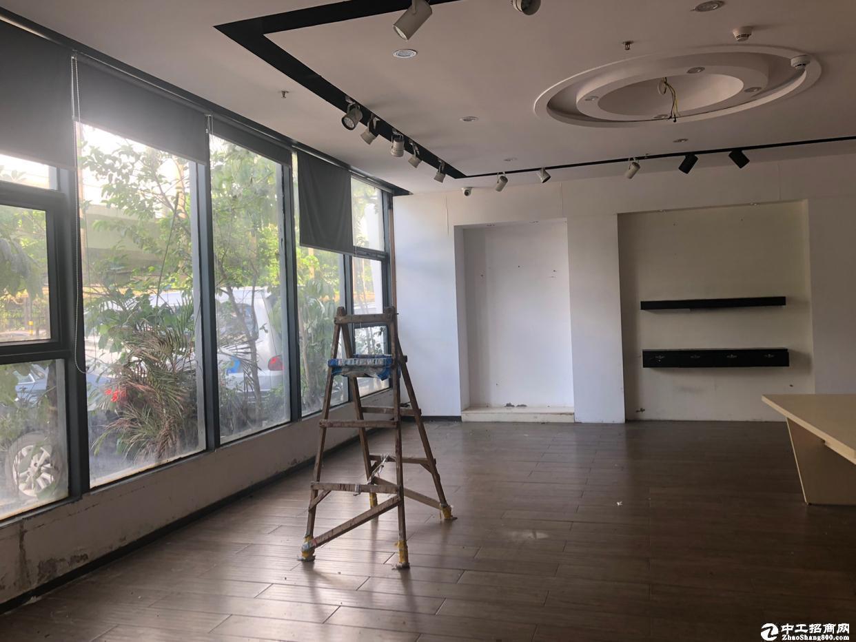 西丽茶光700平研发办公一楼复式园区好使用率超高