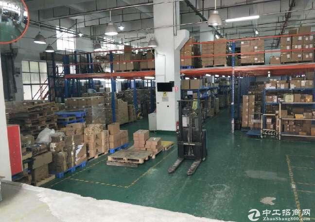 阳光工业区层高七米,带牛角,厂房1700平米
