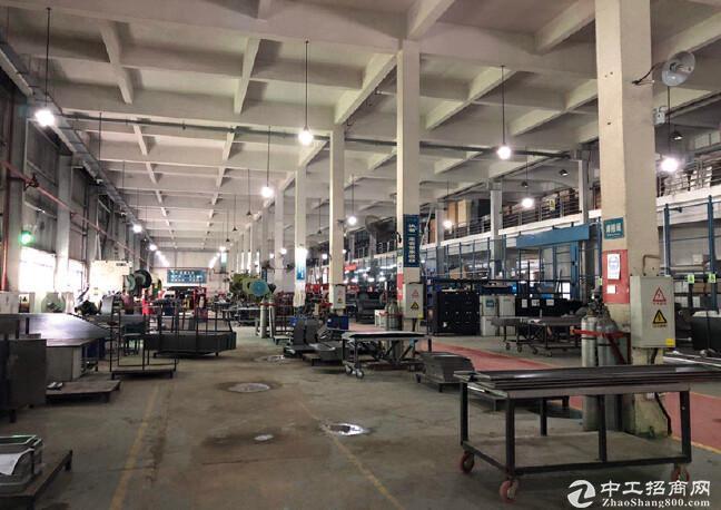 西丽阳光工业区标准厂房二楼4300平方整层出租