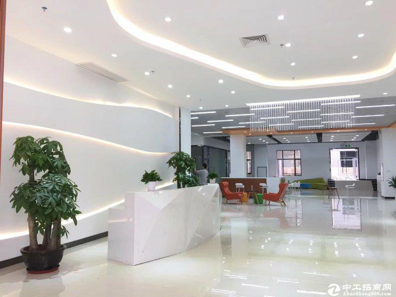 茶光地铁口 精装办公室仓库 150平至1600平可分