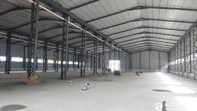 独院厂房招租30000平方9米高空地1万平高速口一楼仓库分租