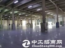 蛇口厂房物流仓库南山新出单一层4000平标